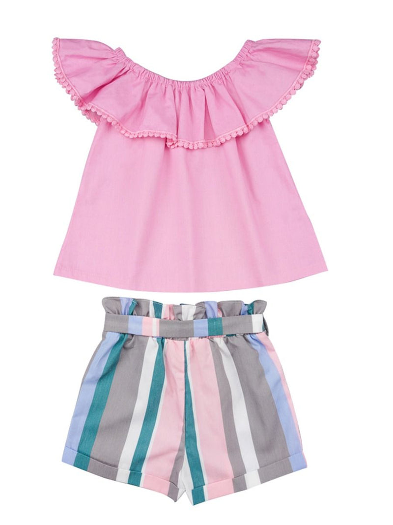 Baby Toddler Girl Clothes Outfit