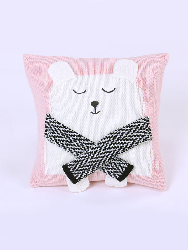 Back Cushion-pink