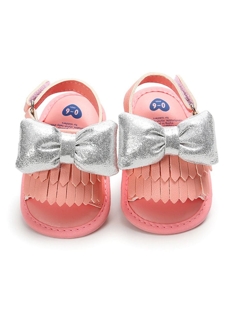 Cute Antiskid Shoes-Pink/White