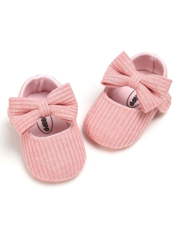 Baby Antiskid Shoes-Pink