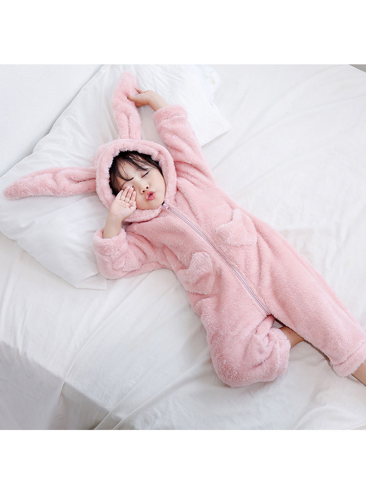 Winter Pajamas-pink