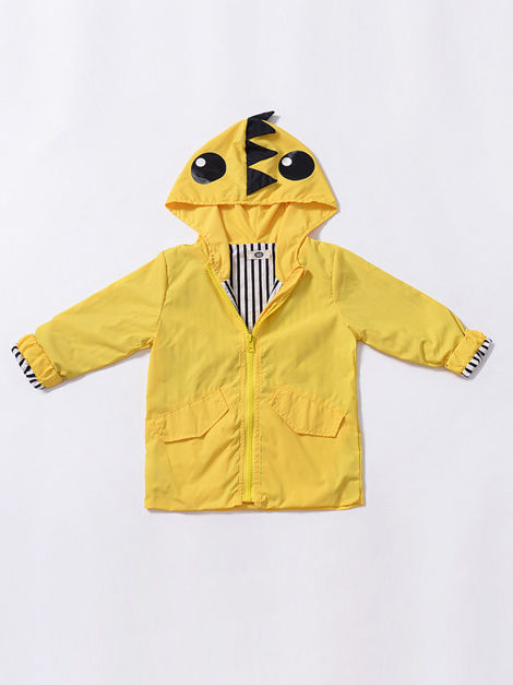 Animal Design Yellow Jacket