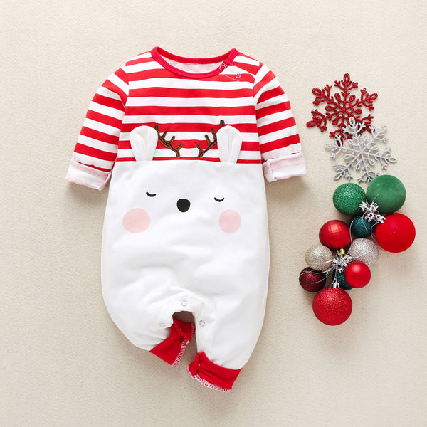 Cutest Christmas Deer Jumpsuit