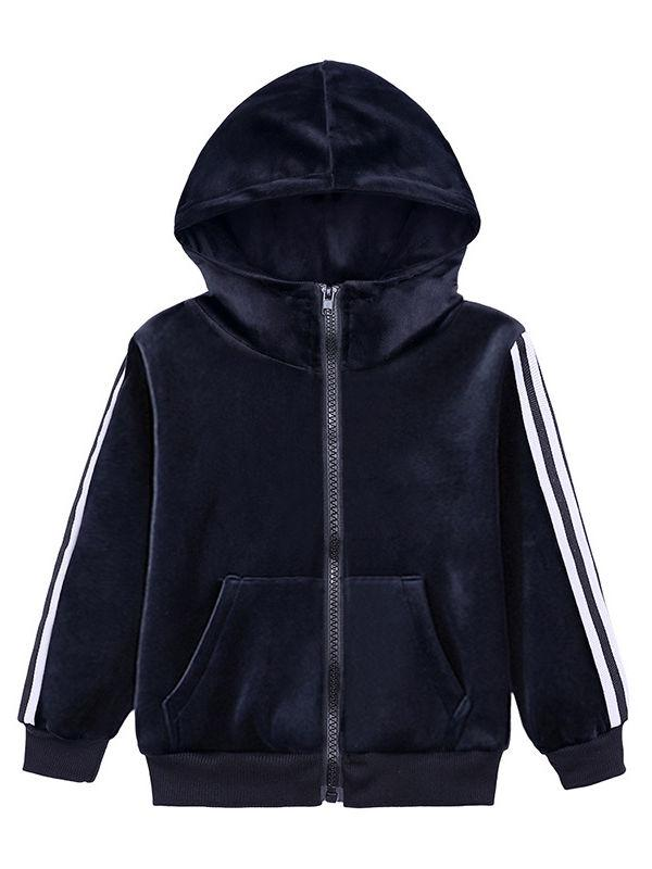 Hooded Jacket-Front