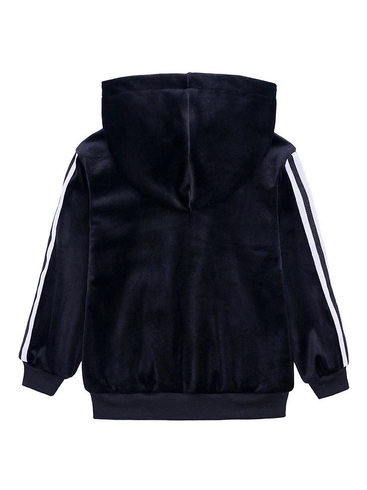 Hooded Jacket-Back