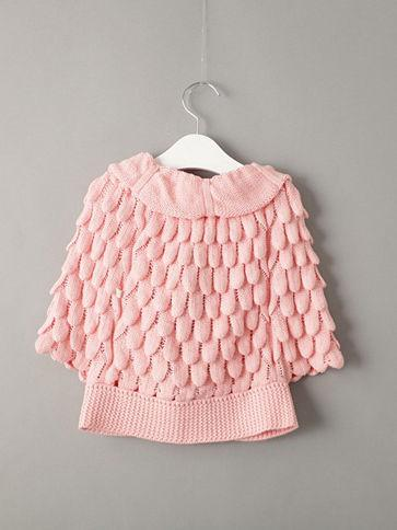 Crochet Coats-back