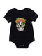 Halloween Skull Bodysuit-Pattern 5