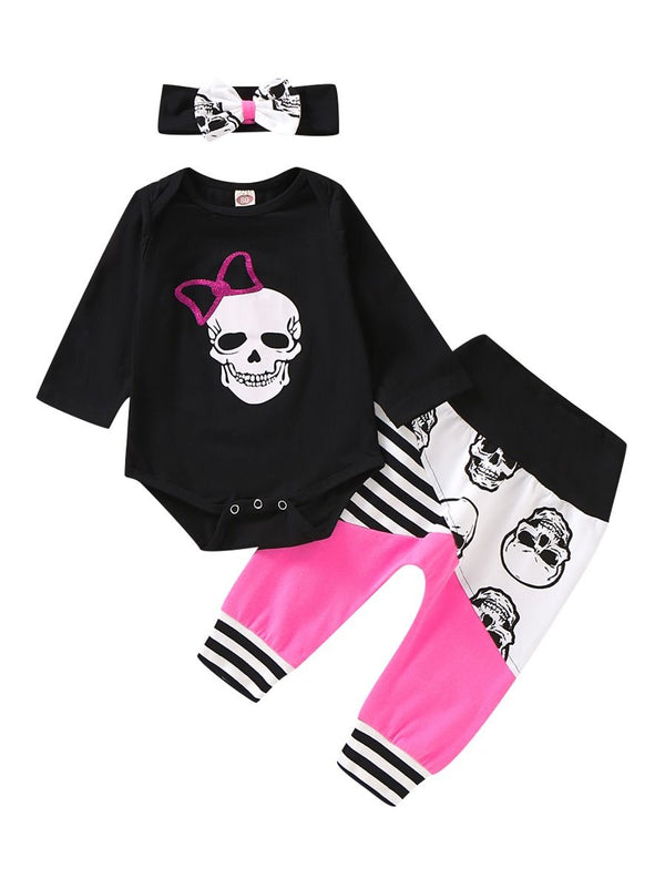 Skull-Printed Outfits