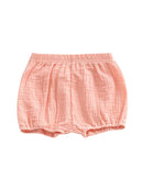 Pink Children Short Pants