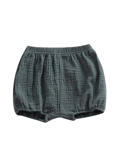 Dark Blue Children Short Pants