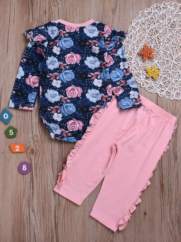 Casual Outing Clothes Set
