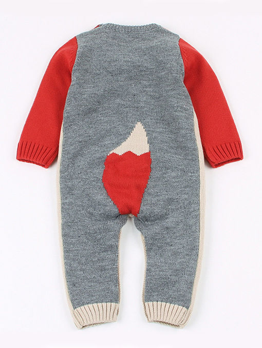 Adorable Fox Style Baby Romper