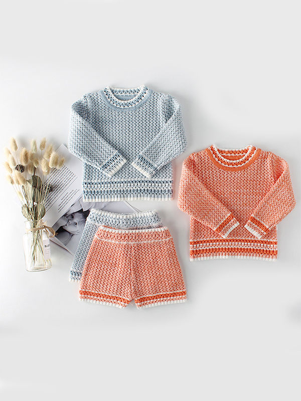 2-piece Knitted Wear