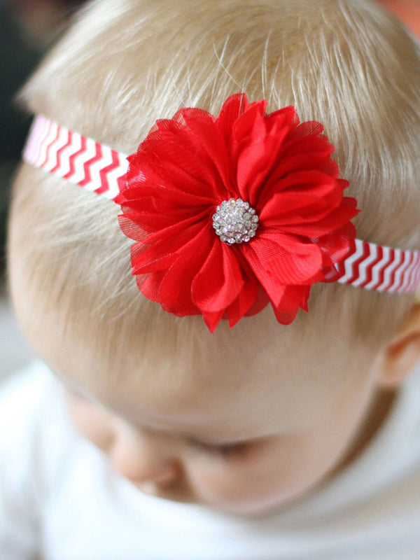 Cute Big Flower Headband