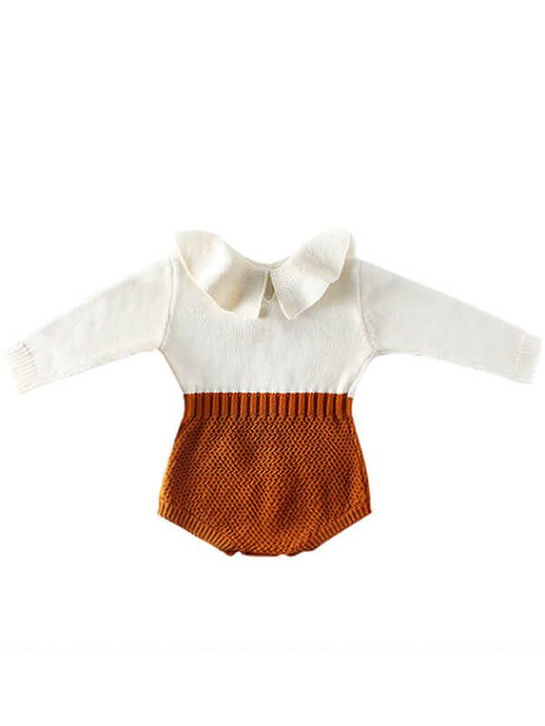 Brown Romper for Babies