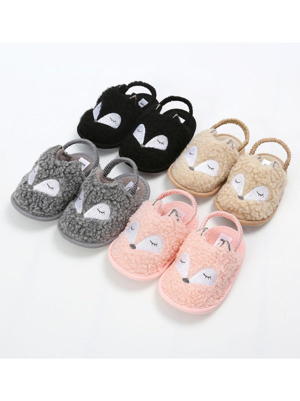 Cute Baby Indoor Slipper-Multi-color