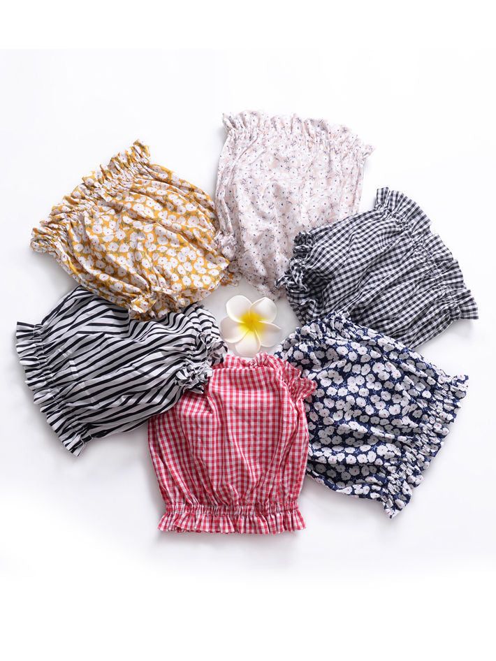 Floral/Plaid/Stripe Bloomers