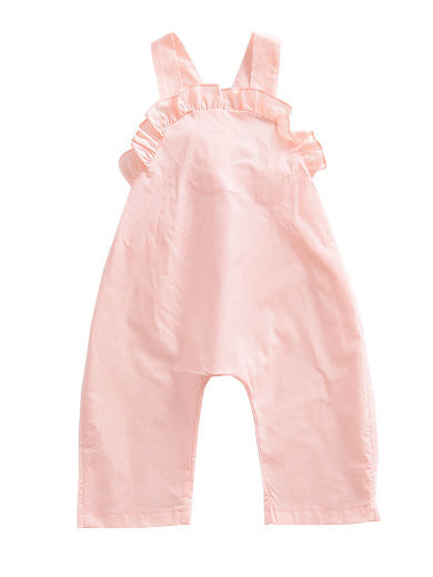 Pink Overalls Trousers