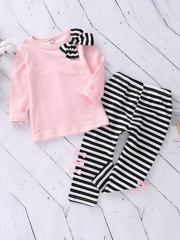 T-Shirt + Pants Set