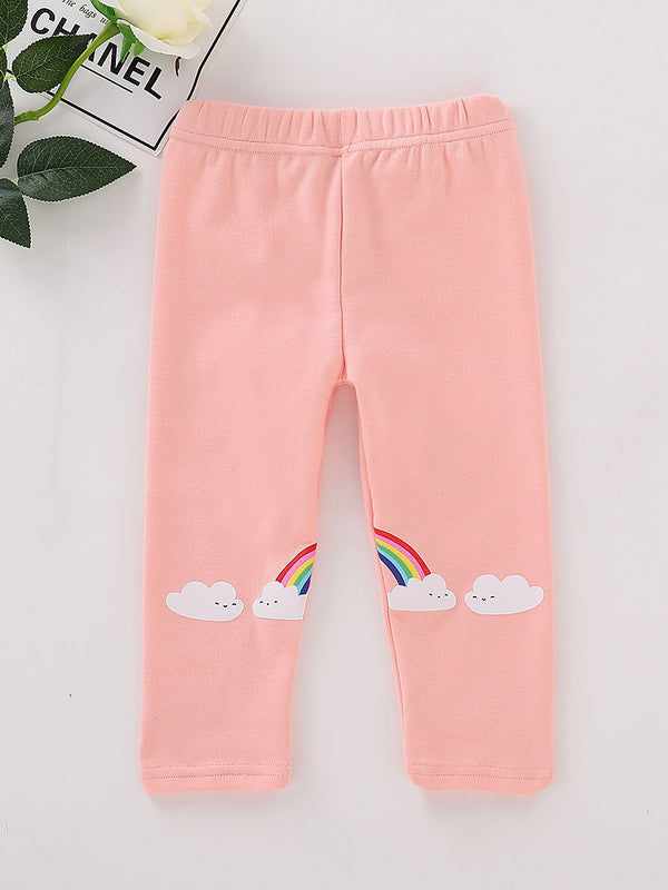 Cute Girl Pants-front