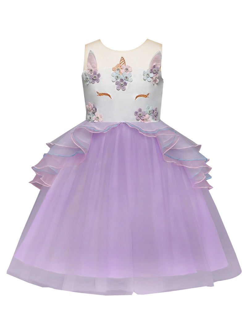 Princess Dress - purple