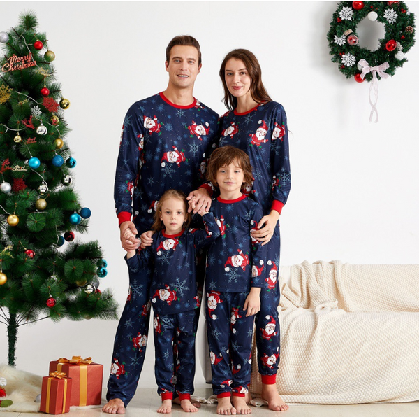 Family Leisure Wear-Front