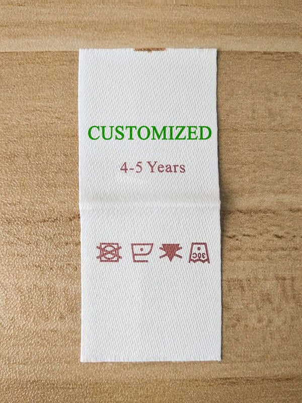 CUSTOM-MADE BRAND LABEL