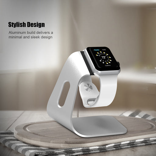 Apple Watch - Designed In Italy Charging Dock (Aluminum)