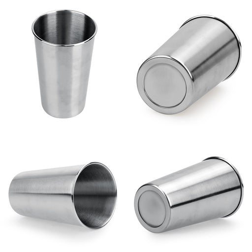 Stainless Steel Mug 16oz