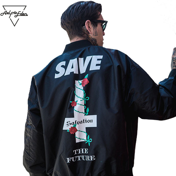 Save the Future Bomber
