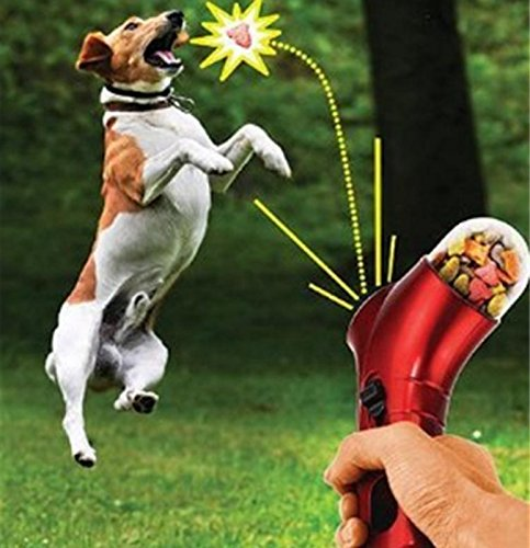 Dog Treat Launcher Catapult