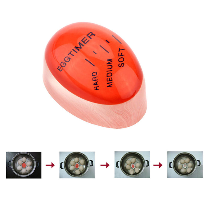 Cooking Egg Timer - Color Changing