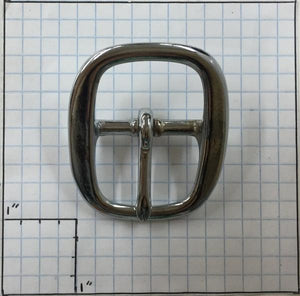 "Anchor Brand - T.M. - Hardware - 3/4"" SS Swedge Buckle"