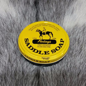 Leather Care - Fiebing Saddle Soap in Tin