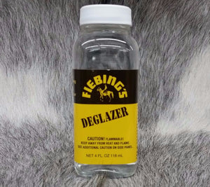 Leather Care - Fiebing Deglazer