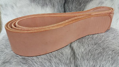 SOUTHERN SADDLERY & SUPPLIES - T.M. - Saddle Maker Supplies - Stirrup Leathers - 2 1/2