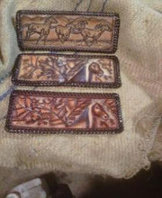 Bighorn Leather and Accessories - T.M. - Leather Goods - Regular Laced Wallets