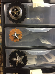 Anchor Brand - T.M. - Buckles and Conchos - Pic 6 Drawer 1