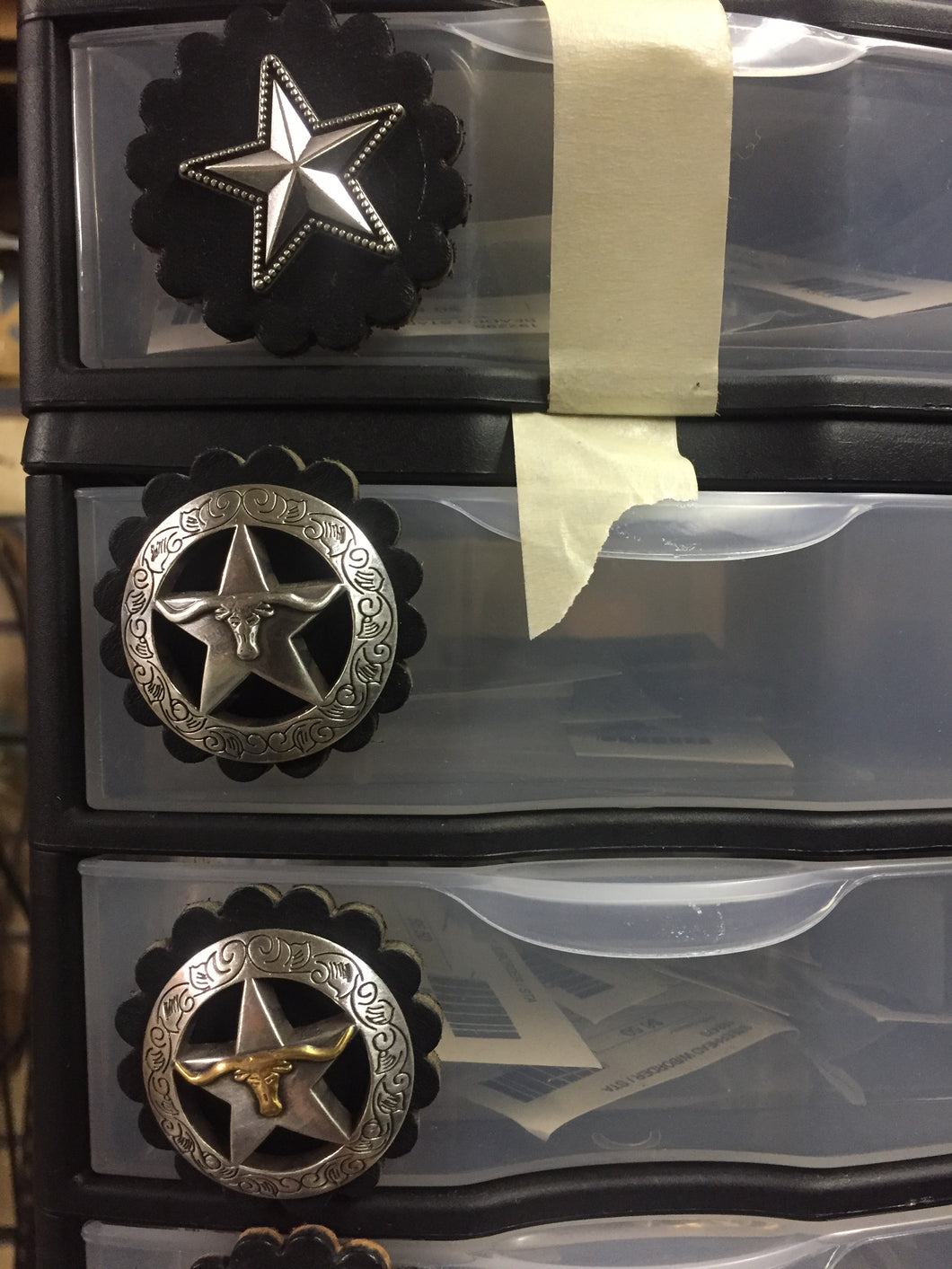 Anchor Brand - T.M. - Buckles and Conchos - Pic 7 Drawer 2