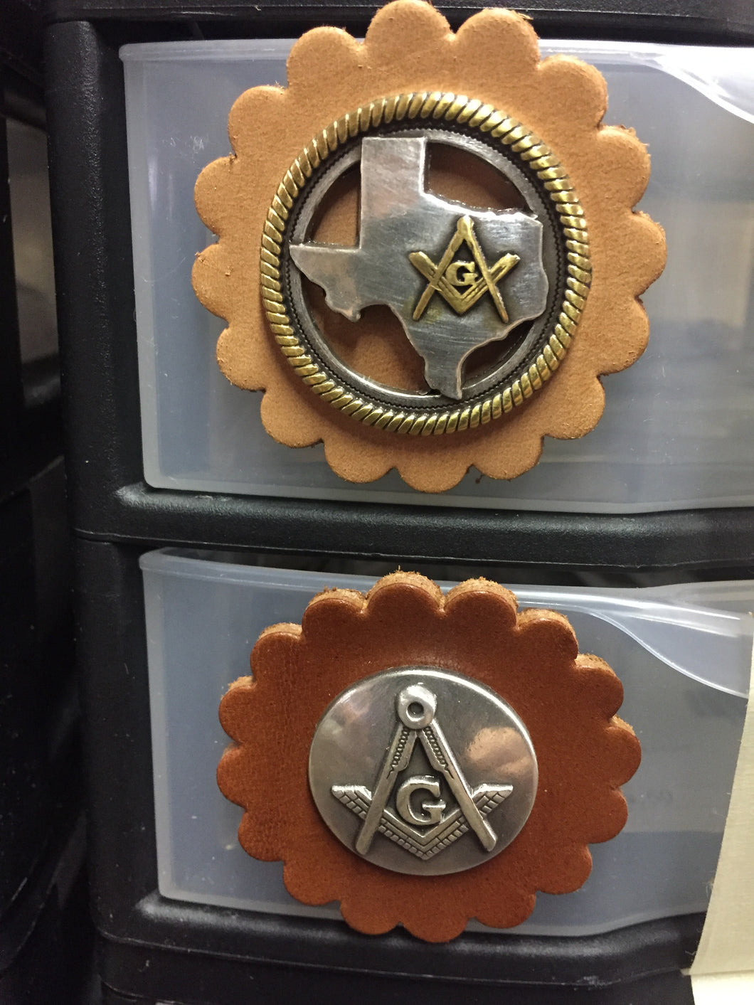 Anchor Brand - T.M. - Buckles and Conchos - Pic 26 Drawer 2