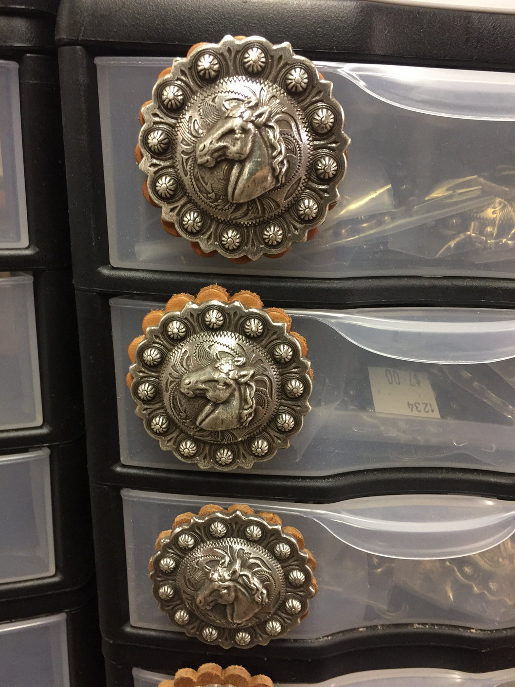 Anchor Brand - T.M. - Buckles and Conchos - Pic 32 Drawer 1