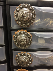Anchor Brand - T.M. - Buckles and Conchos - Pic 32 Drawer 2