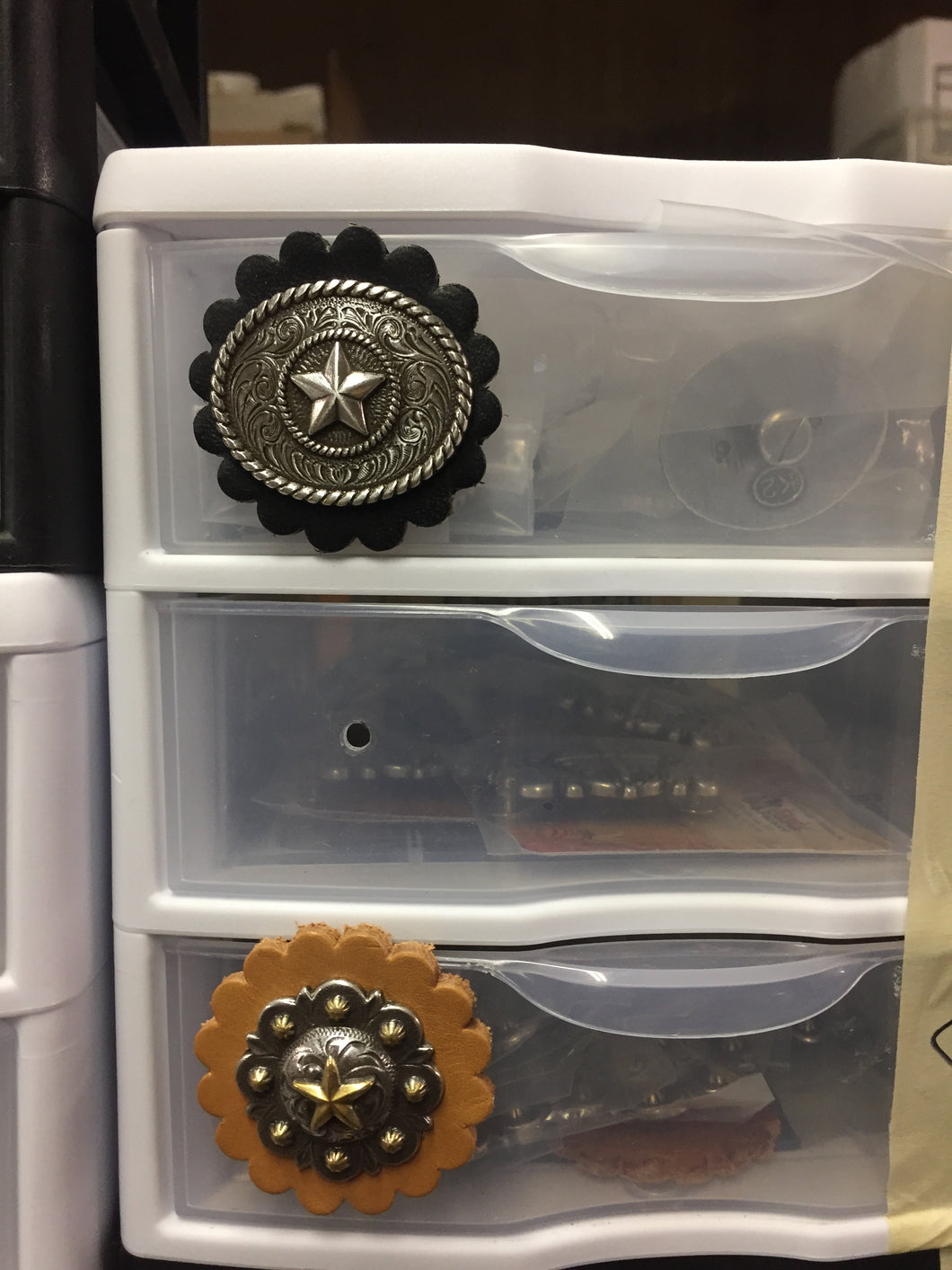 Anchor Brand - T.M. - Buckles and Conchos - Pic 34 Drawer 1