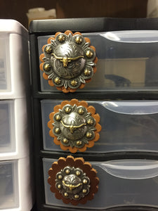 Anchor Brand - T.M. - Buckles and Conchos - Pic 38 Drawer 3