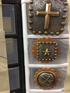 Anchor Brand - T.M. - Buckles and Conchos - Pic 59 Drawer 3