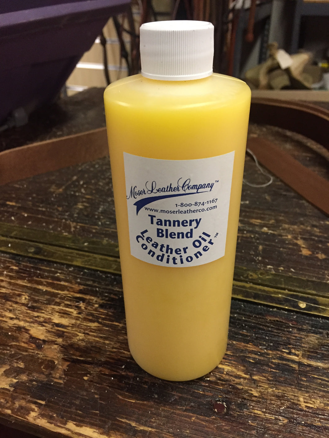 Tannery Blend Oil - T.M. - Leather Care Products