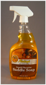 Leather Care - Fiebing Liquid Saddle Soap - pints