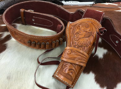 Bighorn Leather and Accessories - T.M. - Leather Goods - Holster