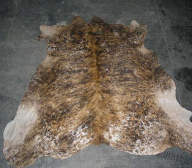 BIGHORN LEATHER & ACCESSORIES - T.M. - Hair on Cow Hides - Large Size