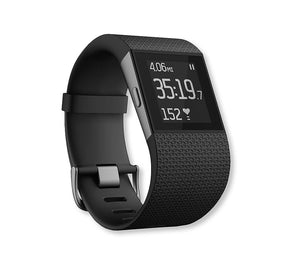 Fitbit Surge - Black - Large - LightStormElectronics